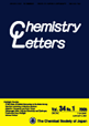 Chemistry Letters